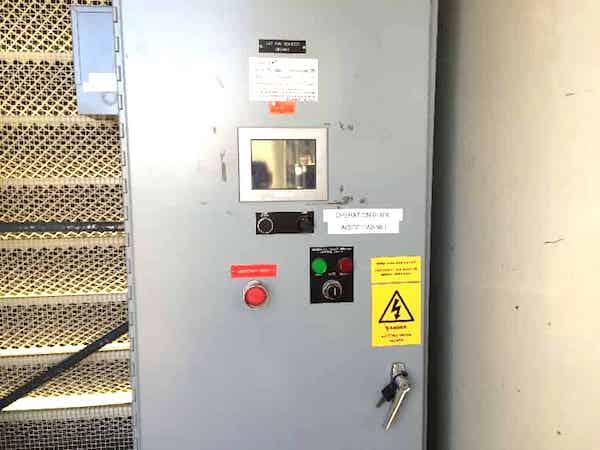 1000kW Caterpillar XQ1000 600V Diesel Generator