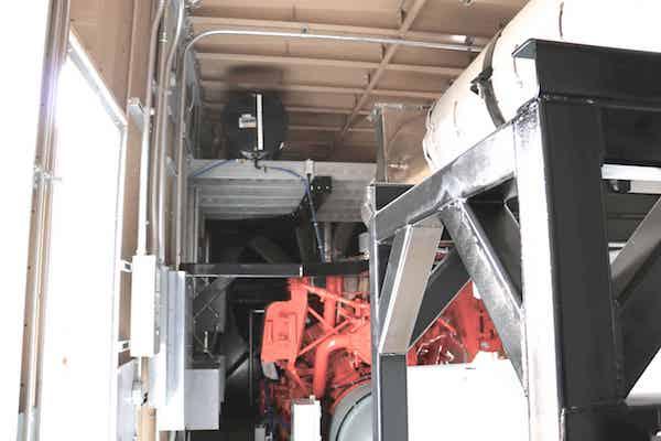1150kW Natural Gas Generator 480V Waukesha 7044GSI
