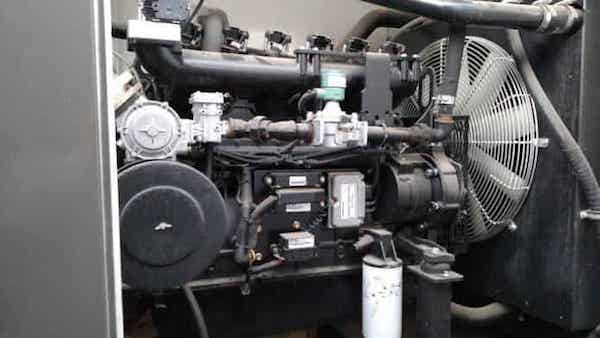 130kW PSI 480V Natural Gas Propane Generator