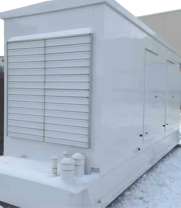 300kW Diesel Generator 600V Caterpillar 3406