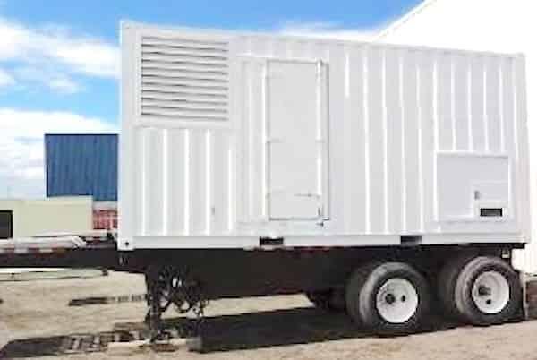 500kW Diesel Generator 600V Caterpillar 3412