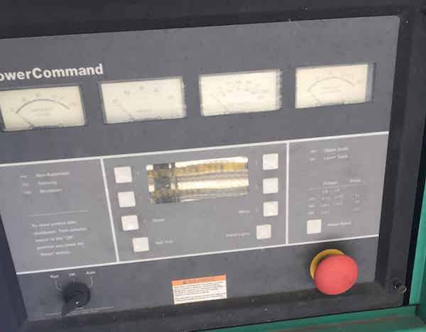 600kW Diesel Generator 480V Cummins DFBG