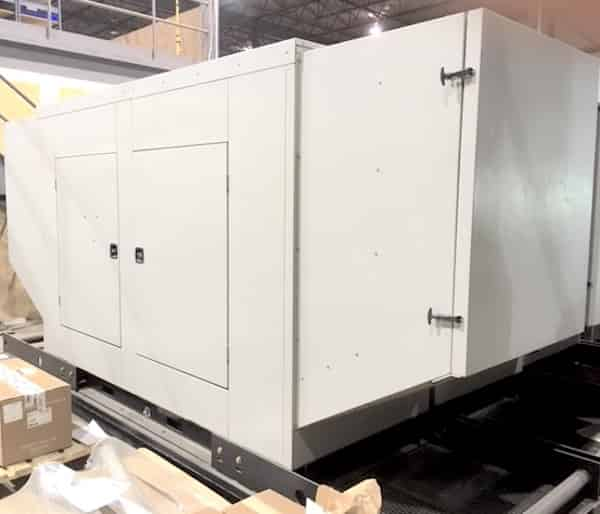 70kW Natural Gas Generator 480V IH466NA