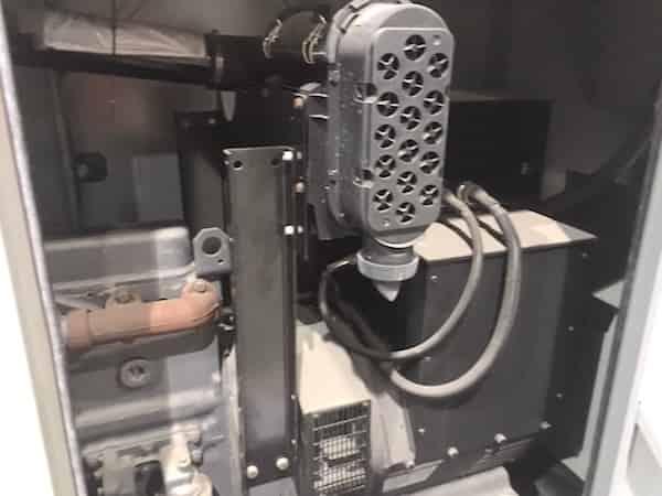 70kW Natural Gas Generator 480V IH466NA