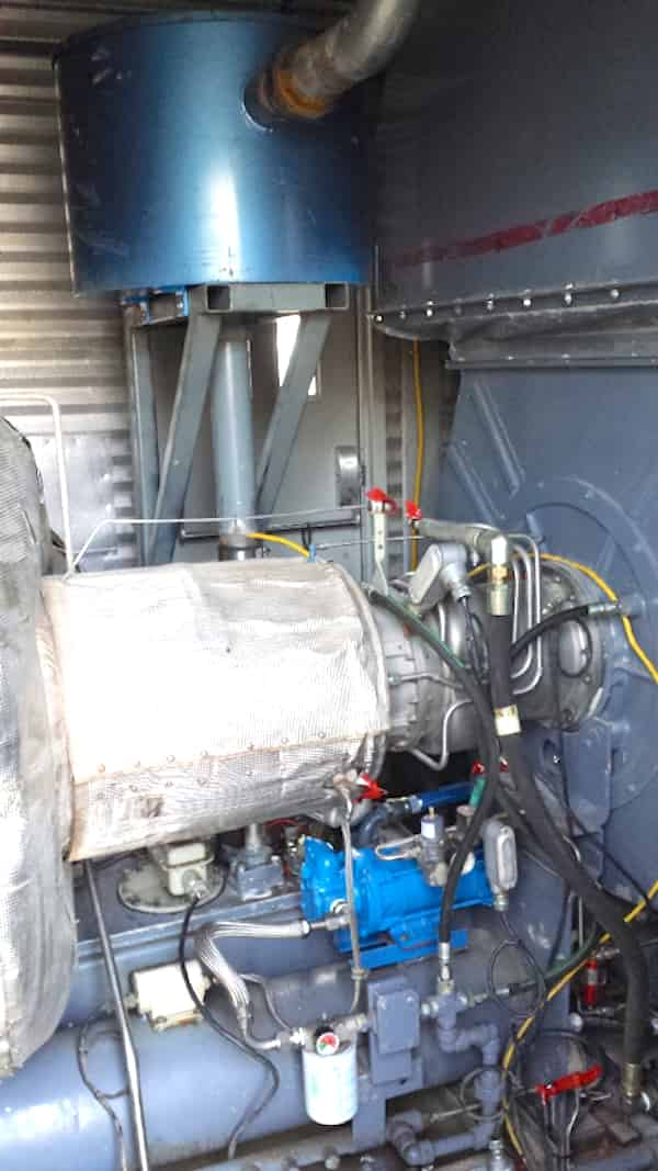 800kW Natural Gas Generator 4160V Solar Saturn 10 for Electricity to Grid