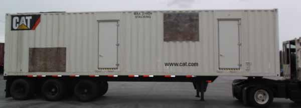 2000kW Caterpillar XQ2000 480V Diesel Generator