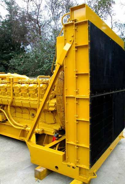 1750kW Caterpillar 3516 4160V Diesel Generator