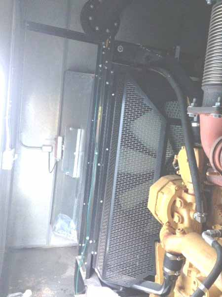 500kW Caterpillar C15 600V Diesel Generator