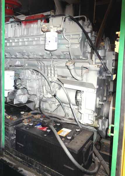 350kW Multiquip MQ DCA400SSK 480V Diesel Generator