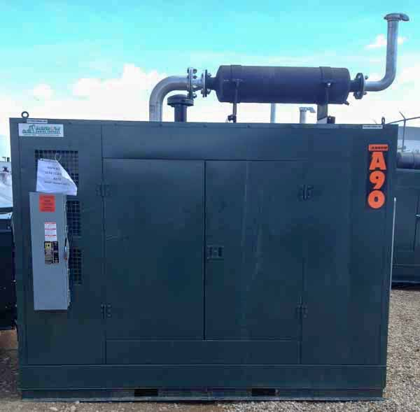 100kW Arrow A90TA 480V Natural Gas Generator