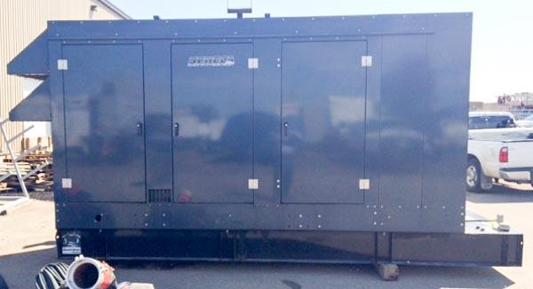 300kW Seneca 300DFM3 600V Diesel Generator