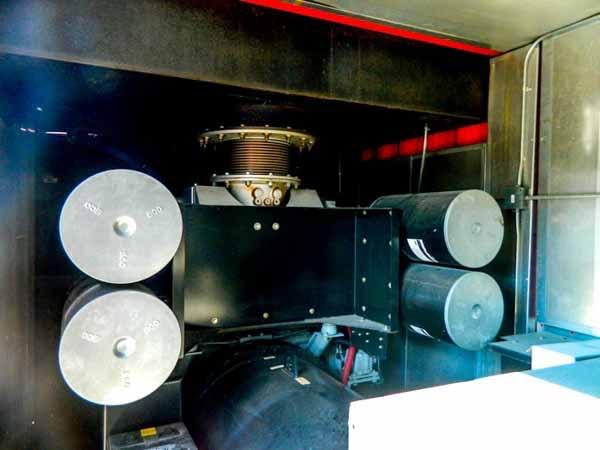 800kW Baldor IDLC800 480V Diesel Generator