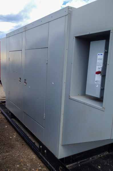 125kW IH466TA 480V Natural Gas Generator