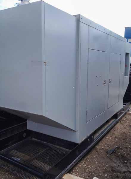 125kW IH466TA 480V Natural Gas Generator
