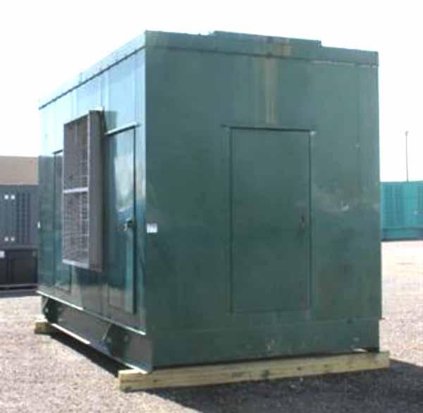 500kW Caterpillar G3412 480V Natural Gas Generator