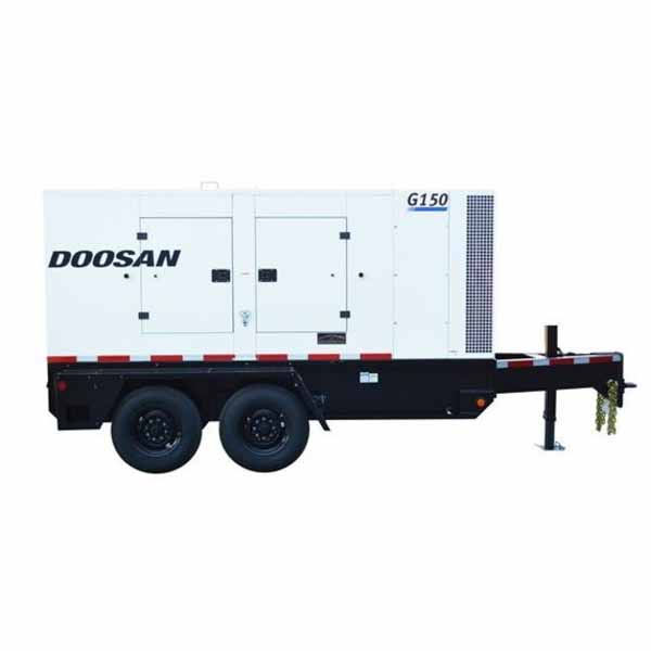 120kW Doosan G150 480V Tier 4 Final Diesel Generator