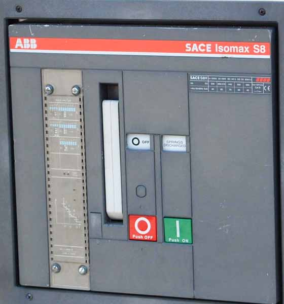 2000kW Cummins QSK60-G12 480V Diesel Generator