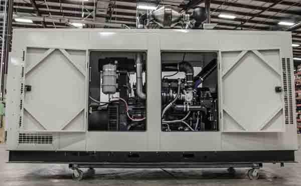250kW Weichai 13L 480V Natural Gas Propane Generator