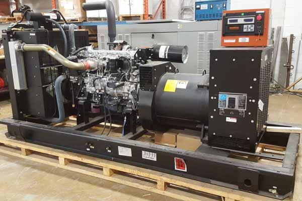 200kW Generac SD200 120-240V Diesel Generator
