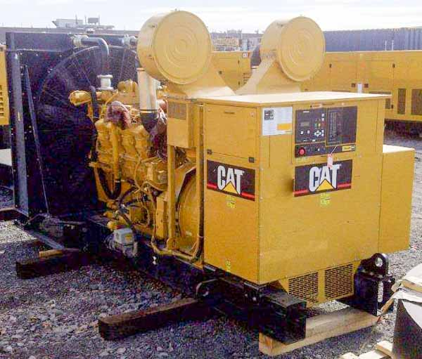 900kW Caterpillar 3508 600V Diesel Generator