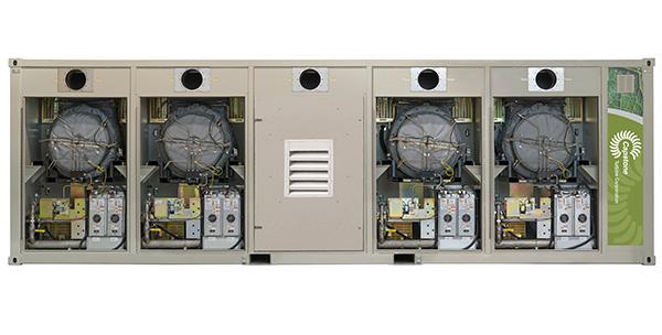 800kW Capstone C800 480V Natural Gas Generator