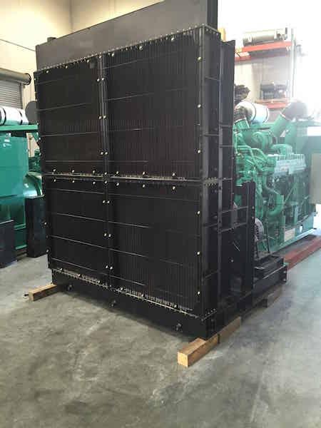 800kW Cummins Onan 800DQFAB 480V Diesel Generator
