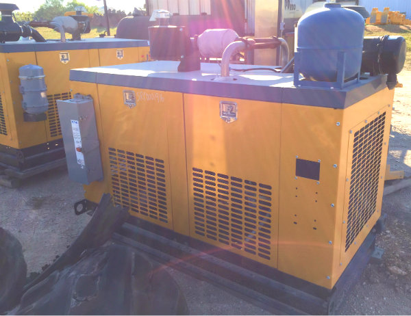 50kW GM 5.7 480V Natural Gas Propane Generator