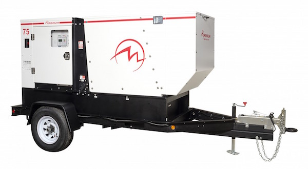 63kW Magnum MMG75 Multi Voltage Diesel Generator