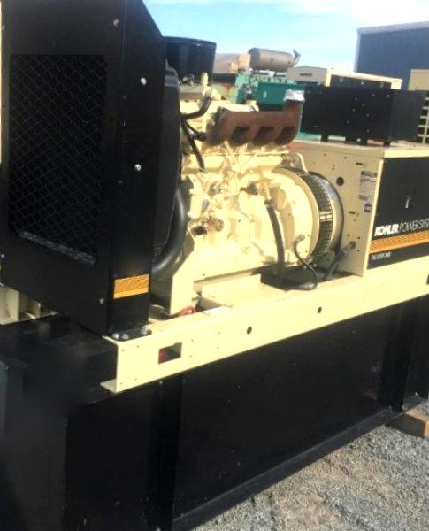 40kW Kohler 120V Diesel Generator