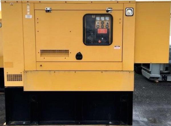 60kW Caterpillar 120V Diesel Generator