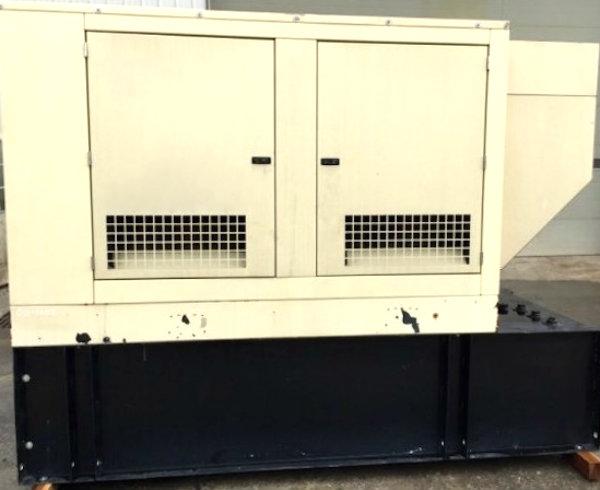 60kW Kohler 120V Diesel Generator