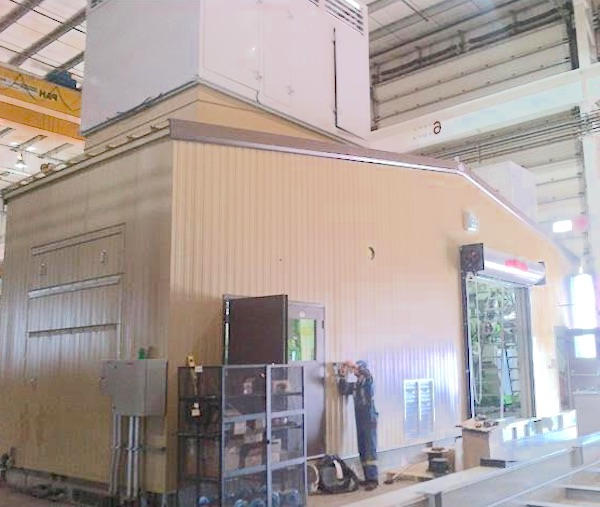 2665kW Jenbacher 616 4160V Natural Gas Generator