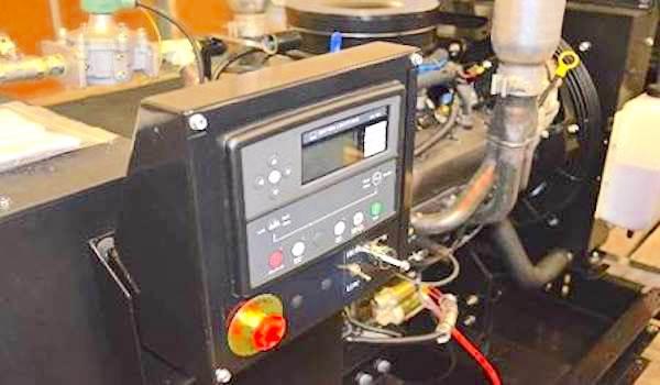 35kW GM 480V Natural Gas Propane Generator