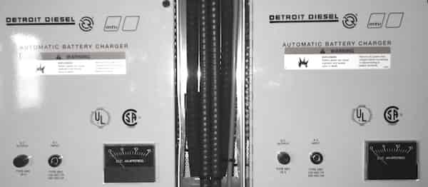 40kW Natural Gas Generator Sets 208V Twin Kohler 45RZG