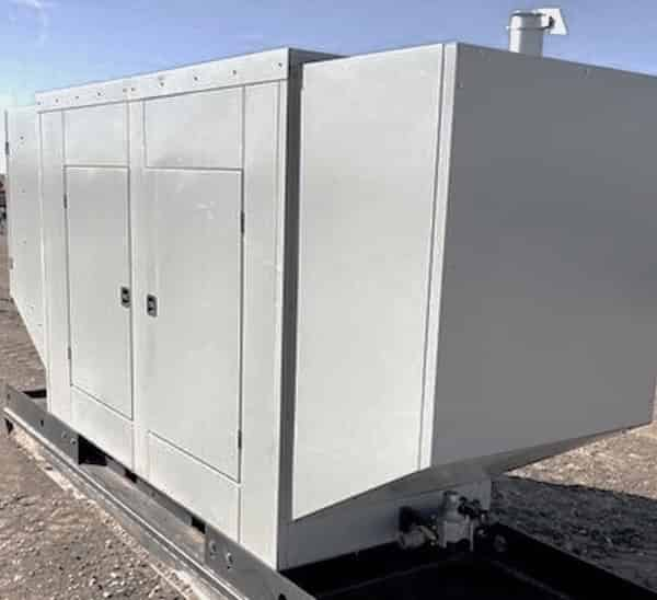 125kw natural gas propane lpg generator 480v ih466ta