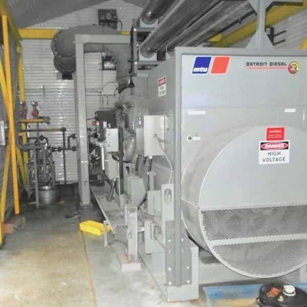 3000kw diesel generator 4160v mtu 03
