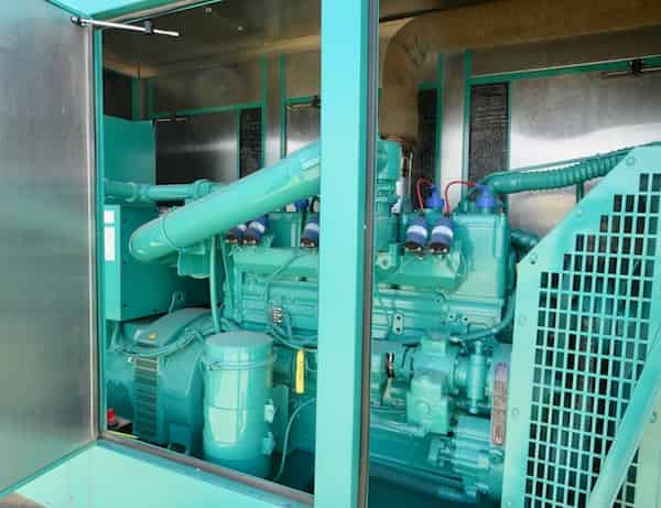 115kw natural gas propane generator 480v cummins 115GCNA 02