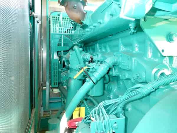 115kw natural gas propane generator 480v cummins 115GCNA 03