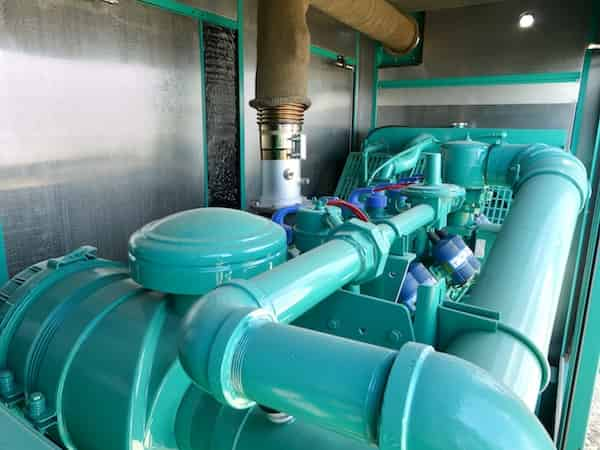 115kw natural gas propane generator 480v cummins 115GCNA 04