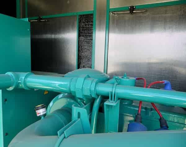 115kw natural gas propane generator 480v cummins 115GCNA 06