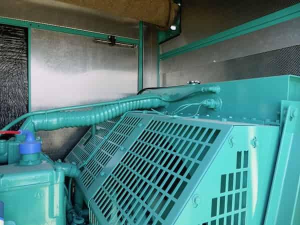 115kw natural gas propane generator 480v cummins 115GCNA 07