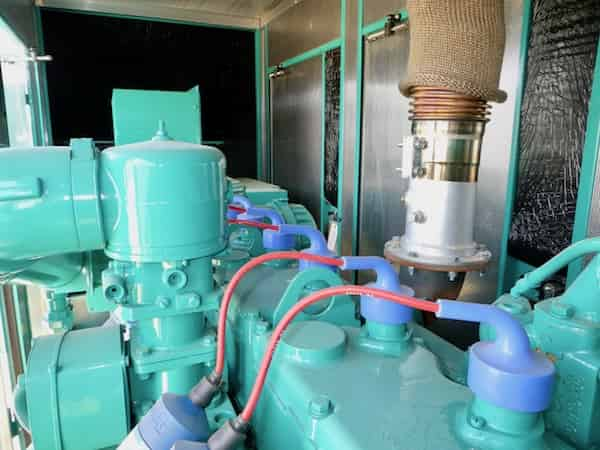 115kw natural gas propane generator 480v cummins 115GCNA 08