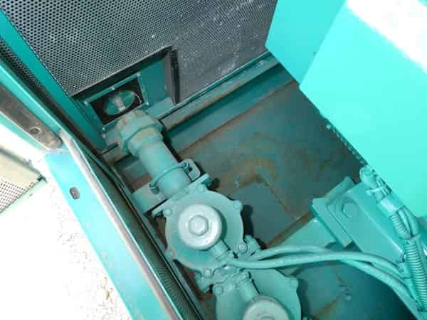 115kw natural gas propane generator 480v cummins 115GCNA 09